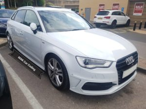 Audi A3 2013 S-Line Coded👌😍