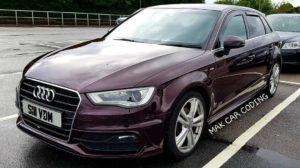 Audi A3 S-Line 8V