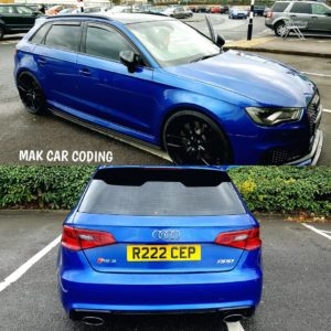 APR Stage 1 Audi RS3