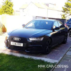 Audi A6 Black Edition 2015
