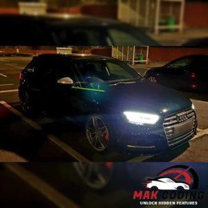 Audi A3 2016 Facelift