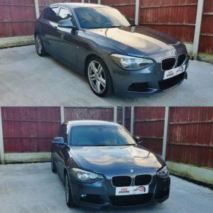 BMW 1 Series Enhanced Bluetooth