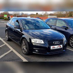 Audi A3 2010 Black Edition