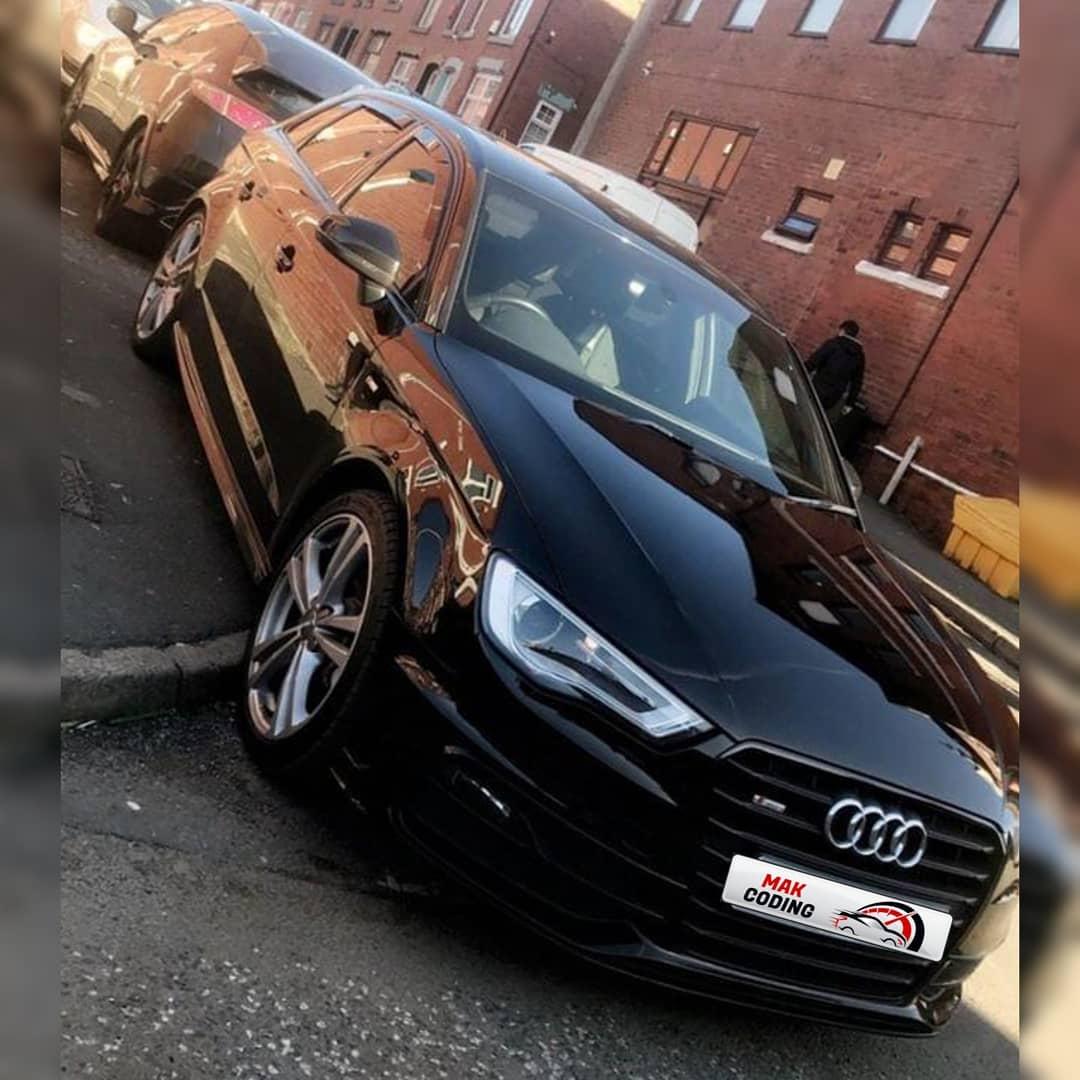 Audi A3 8V - MAK Coding