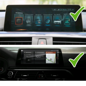 BMW Splitscreen Carplay to Fullscreen Apple CarPlay Coding Upgrade