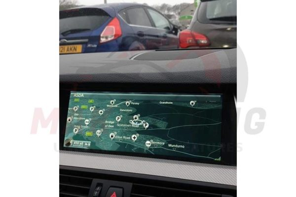 BMW Europe Next Maps