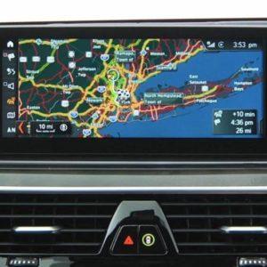 BMW G Series Maps