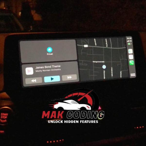 BMW iOS 13 Splitscreen