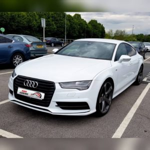 Audi A7 coded with our famous All Unlock Package