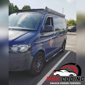 VW Transporter T5.1 Coded with All Unlock Package👌