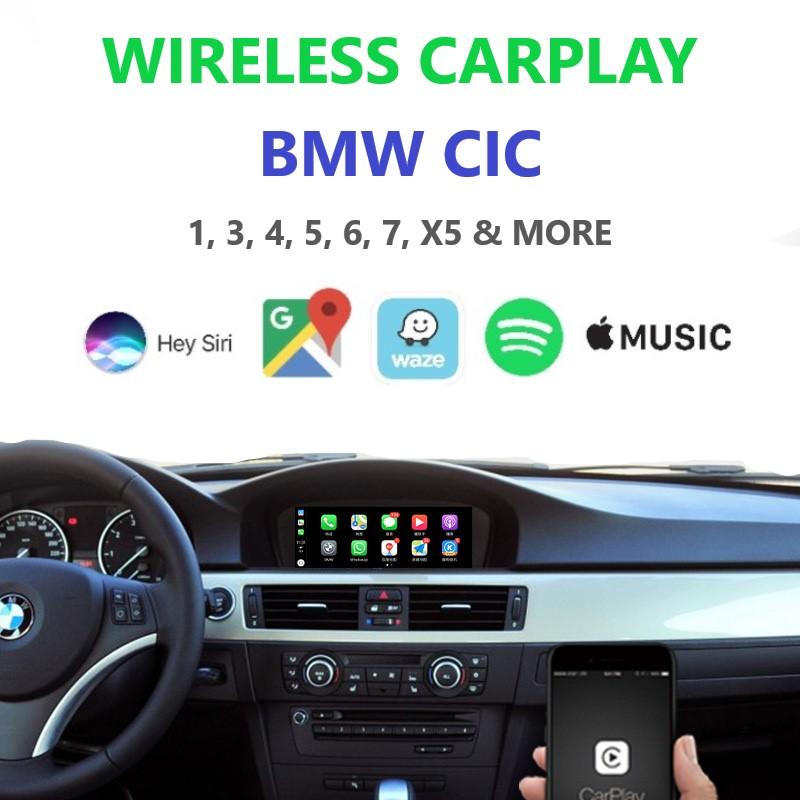 BMW CIC Wirelesss Carplay Retrofit Kit - 1, 3, 5, X5 Series