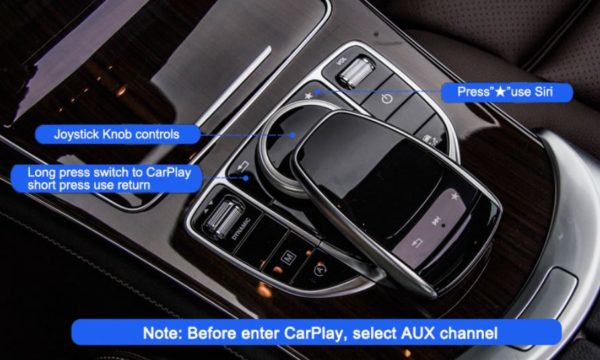 Mercedes Glc Apple Carplay Retrofit
