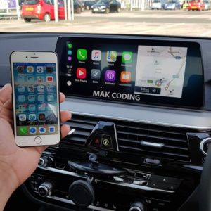 BMW Apple CarPlay Lifetime Activation – USB Coding