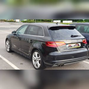 Audi A3 2013 Coded