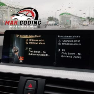 Enhanced Bluetooth Audio – BMW USB Coding