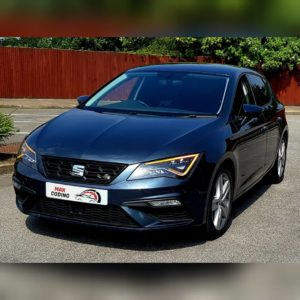 Seat Leon MK3 Facelift Coded with our All Unlock Package