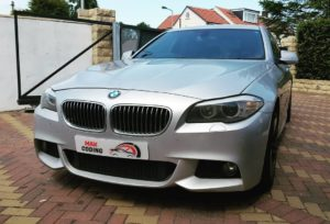 BMW 5 Series coded with our All Unlock Package