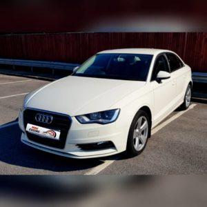 Parking Sensor Display on a Audi A3 S-Line