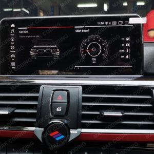 BMW 3 Series Android Multimedia System With Reverse Camera – F30/F31/F34/F80