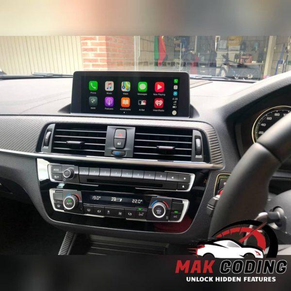 BMW M2 Carplay