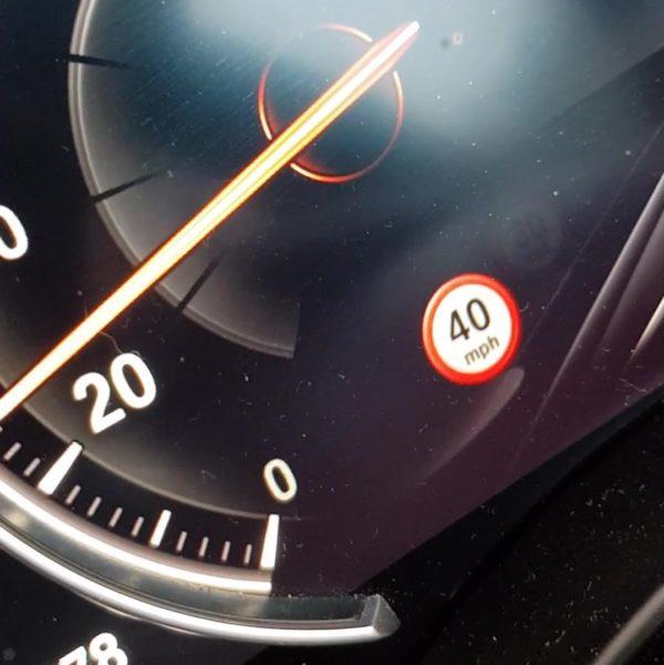 Speed Limit Coding
