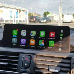 BMW 1 Series Carplay / Android Auto Retrofit Kit – F20/F21 (2011 – 2015)