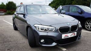 BMW 120D 2015 Coded