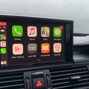 Audi MMI 2G High Carplay / Android Auto Retrofit Kit – A4, A5, A6, A8, Q7 (2004 – 2010)