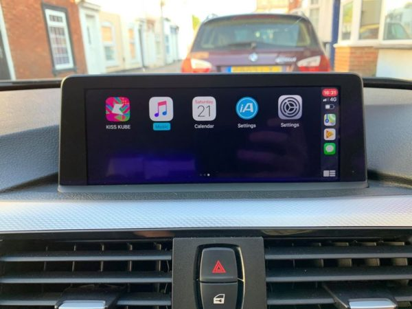Carplay 2nd Screen