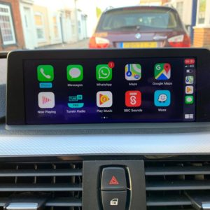 BMW 3 Series Carplay / Android Auto Retrofit Kit – F30/F31/F34/F80 (2012 – 2015)