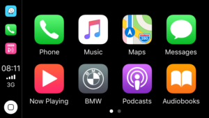 Carplay Main screenshot