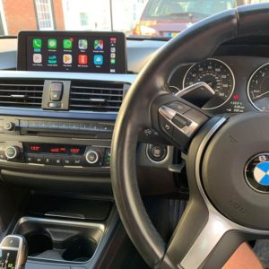 F30 Main Carplay