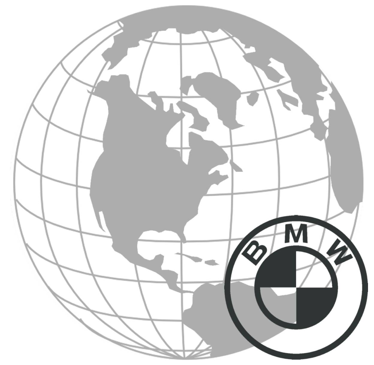 BMW Map Update Icons