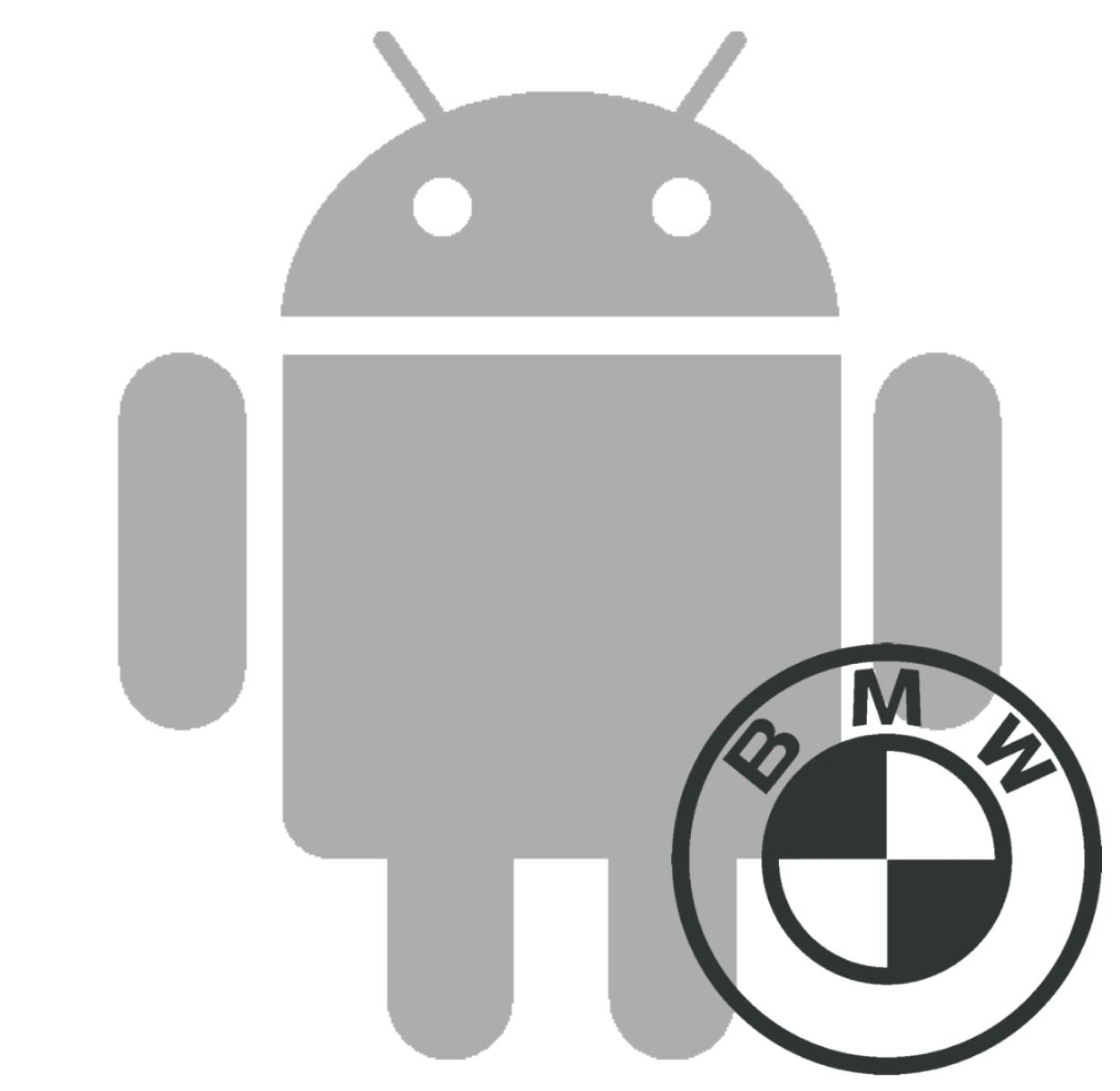 BMW Android Systems Icon