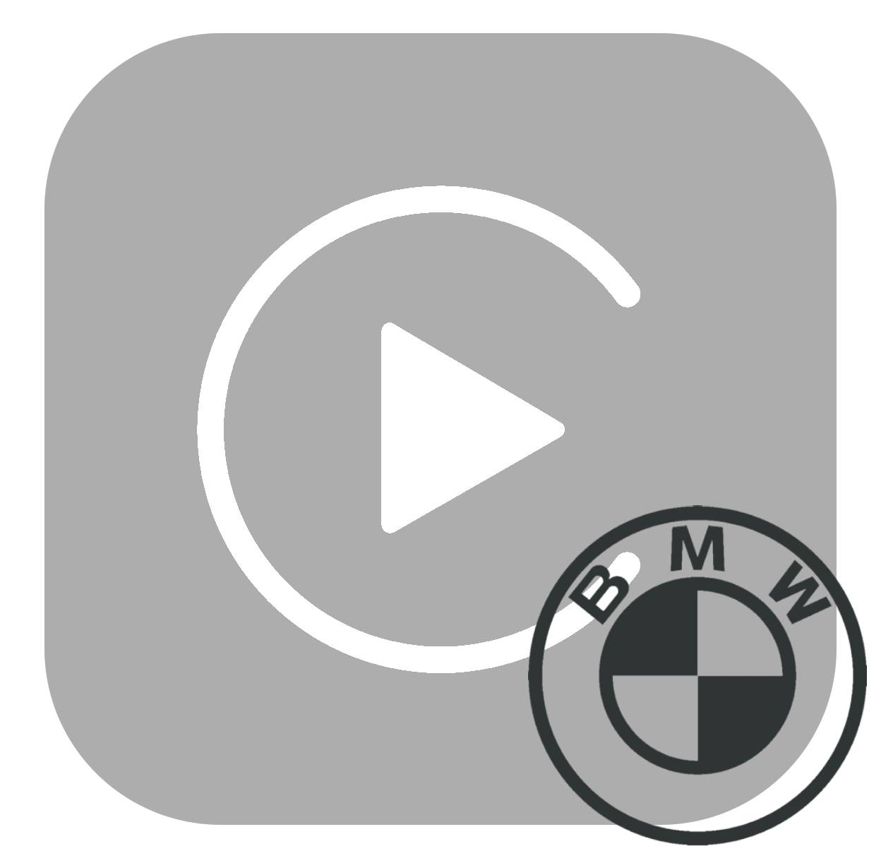 BMW Carplay Icon