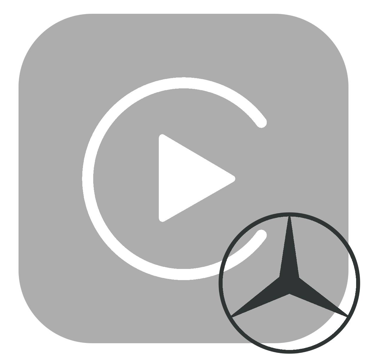 Mercedes Carplay Icon