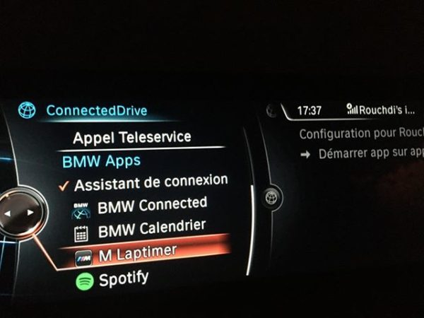 BMW ConnectedDrive Apps USB Coding