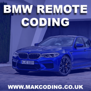 BMW Remote Coding Hidden Features