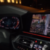 MGU iDrive 7 Video in Motion