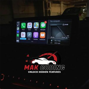 BMW EntryNav2 Apple Carplay OEM Activation Coding