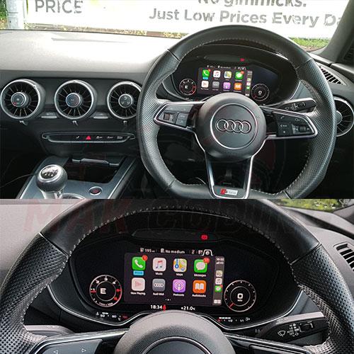 Audi-TT-MK3-Carplay-activated-2