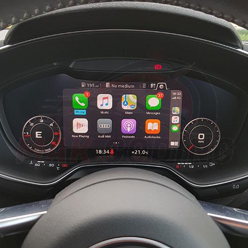 Audi-TT-MK3-Carplay-activated
