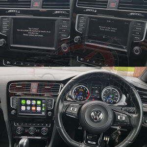 VW AppConnect Activation – Apple Carplay / Android Auto