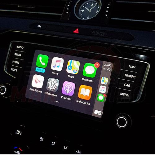 VW-Passat-Carplay-Activation