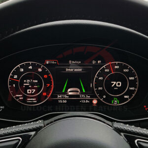 Audi Lane Assist Activation – A4 B9, A5 B9, Q7 4M, TT MK3