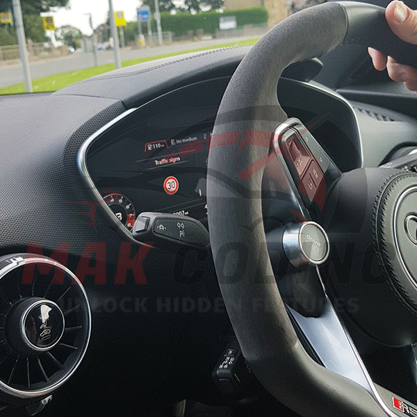 Audi-TT-MK3-Road-Sign-Recognition