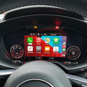 Audi TT MK3 Smartphone Interface Activation – Apple Carplay / Android Auto (2015+)