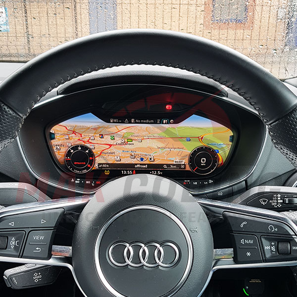 Audi-TT-Navigation-Activation