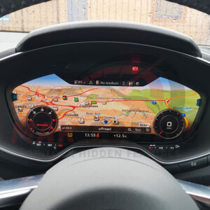Audi TT MK3 Navigation Activation (2015+)