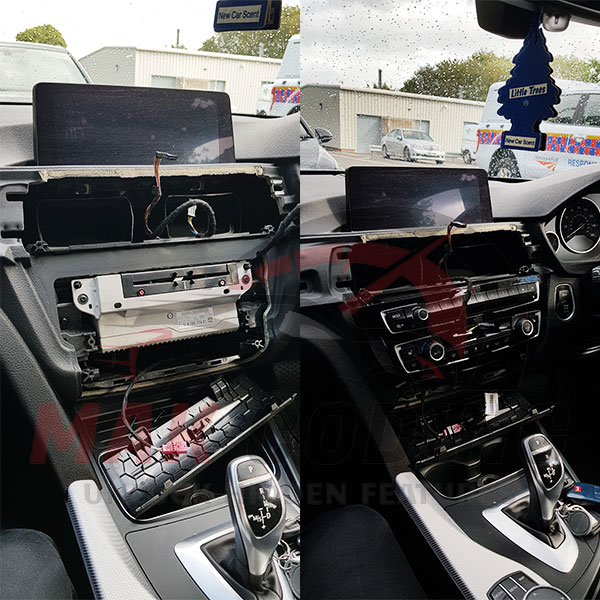 BMW-3-and-4-Seires-WiFi-Antenna-install